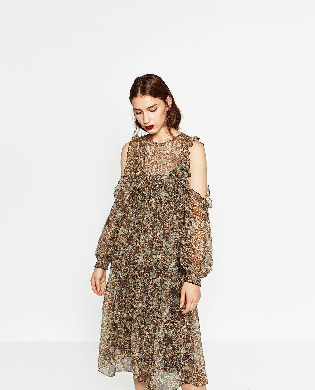 Vestidos Zara Mexico