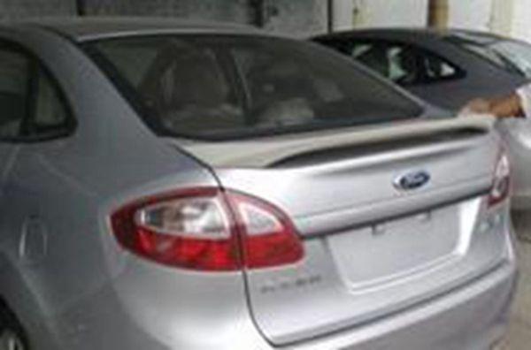 Abs Spoiler For Ford Fiesta Sedan Fiesta Spoiler Sedan Car Spoiler Sedan Fiesta Spoiler Ducktail Factory Price 65 00 Car Door