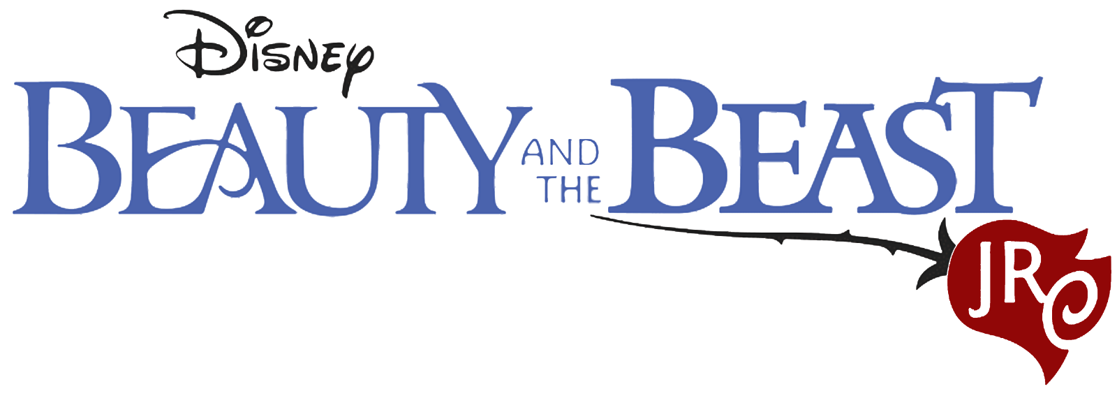 Image Result For Beauty And The Beast Musical Logo Musical Logo Beauty And The Beast Musicals