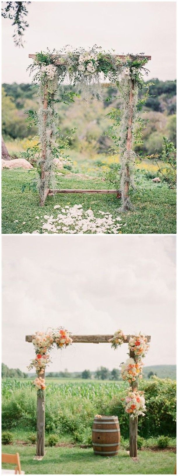 20 Diy Floral Wedding Arch Decoration Ideas Everything About