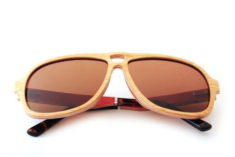 856c6bd197 Retro Square Wood Sunglasses Polarized Women Brand Designer Sunglasses Men  UV400 Sports Original Bamboo Sunglases LS2153