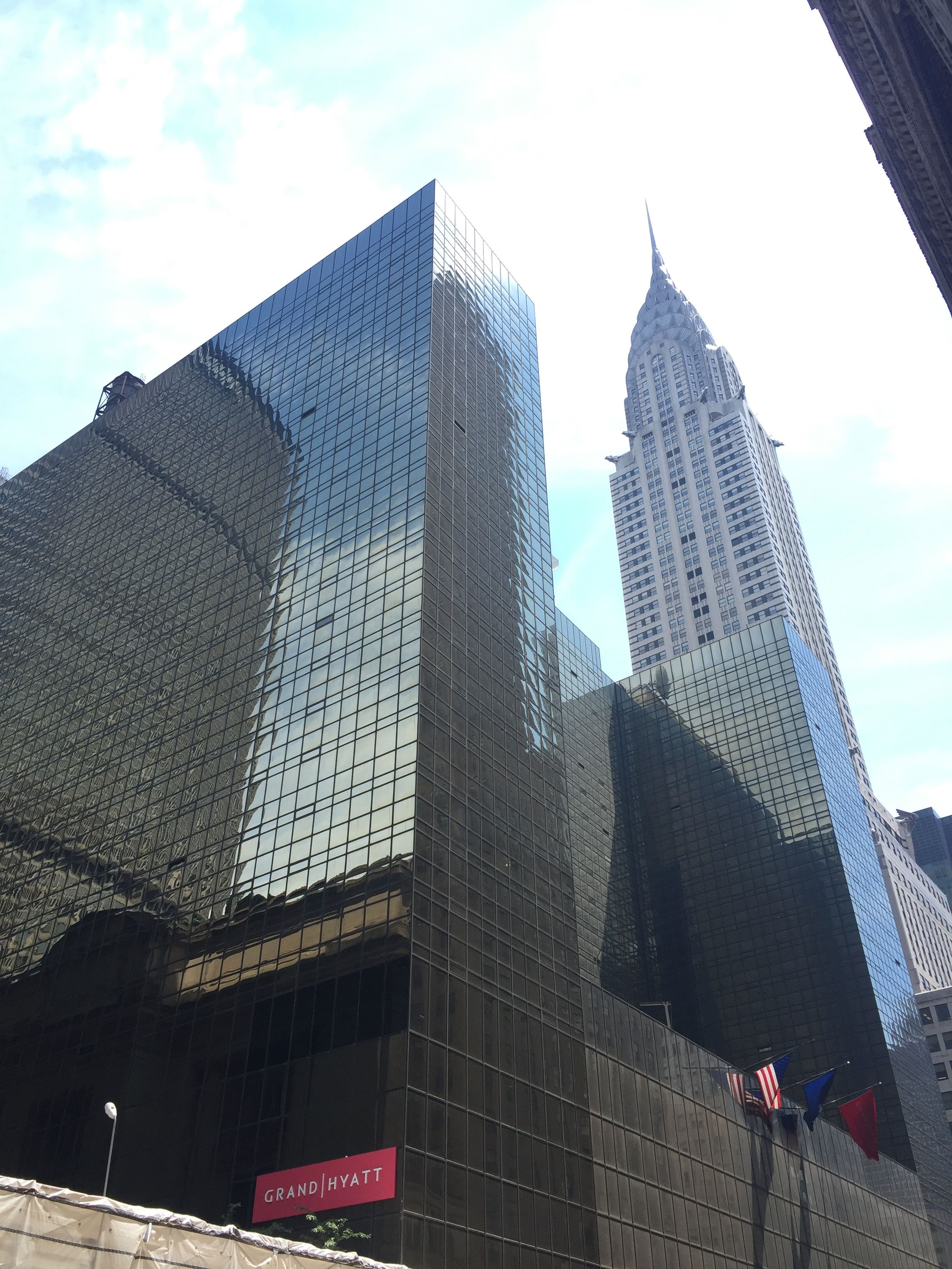 Chrysler Building, New York City #chryslerbuilding #newyork see more at http://studentroomsabroad.com