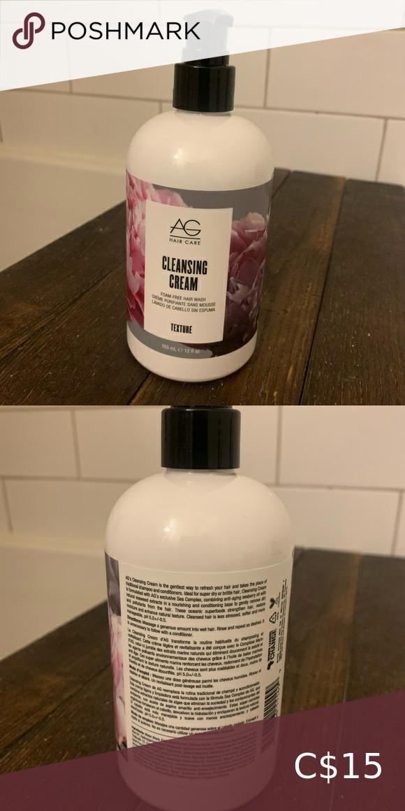 AG Haircare Cleansing Cream in 2020 Hair care, Ag hair