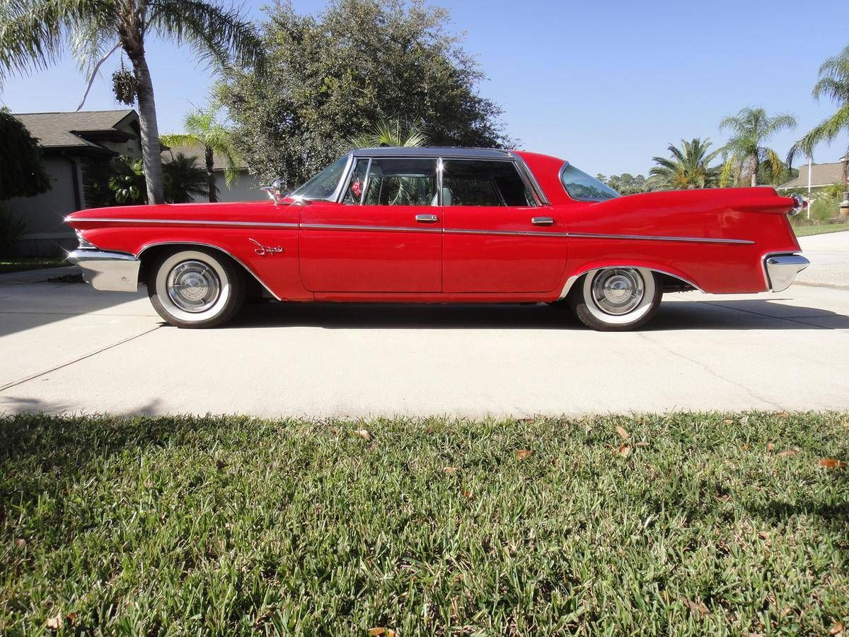 1960 Chrysler Imperial For Sale 2185495 Hemmings Motor News