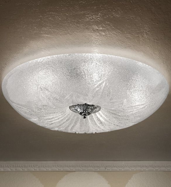 Art Deco Style Translucent Glass Dome Ceiling Light Juliettes Interiors Translucent Glass Glass Domes Ceiling Lights
