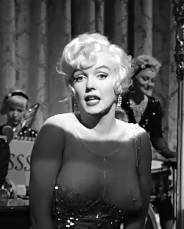 Marilyn Monroe Alter Cinema Hollywood Hollywood Heroines Some Like It Hot