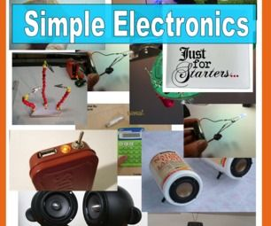 Electronic Projects for Beginners | Build It Yourself
