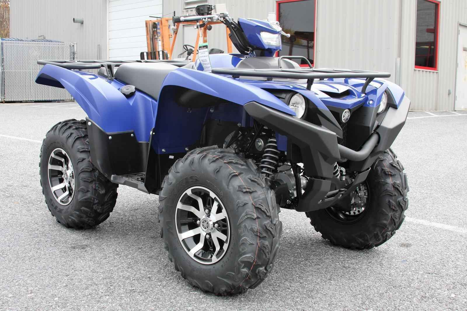 New 2017 Yamaha Grizzly 700 Eps Atvs For In Pennsylvania