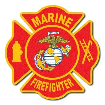 marine corps firefighter