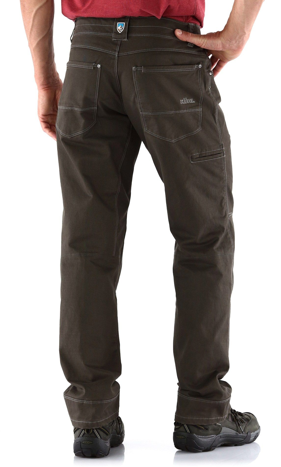 Pounding nails, chopping wood or walking the dog? These Kuhl Rydr Pants  bring a