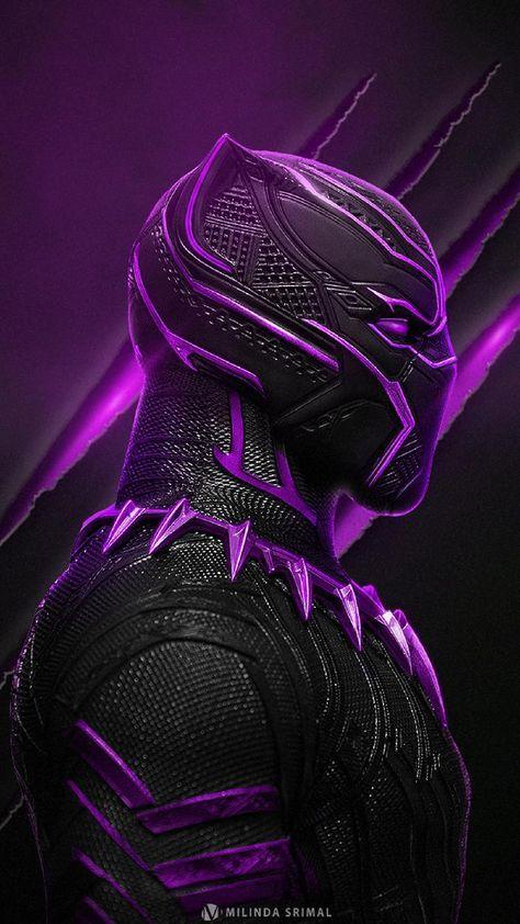 Black Panther wallpaper by Milinda_Srimal - 5f - Free on ZEDGE™