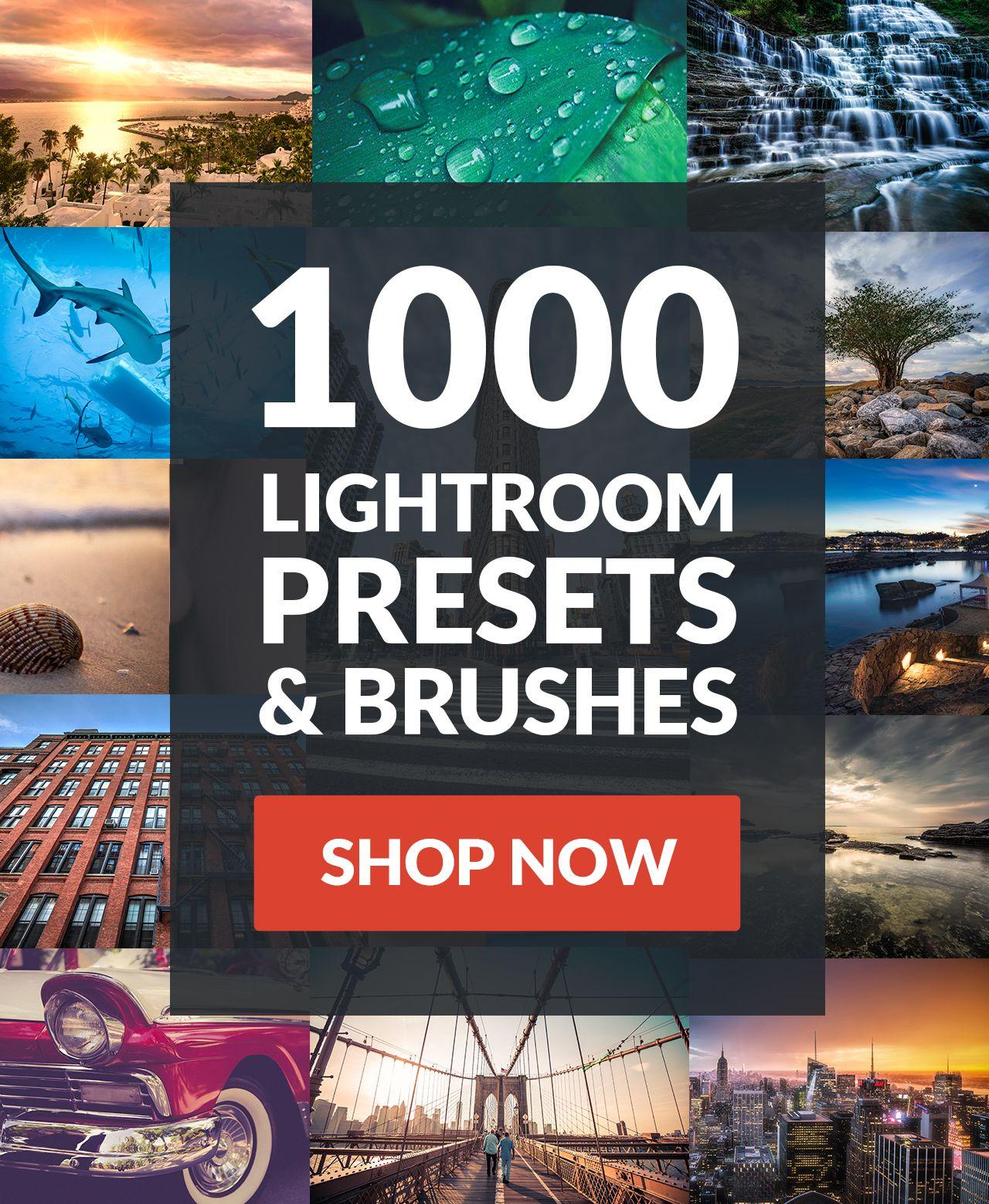 Free lightroom adjustment brushes