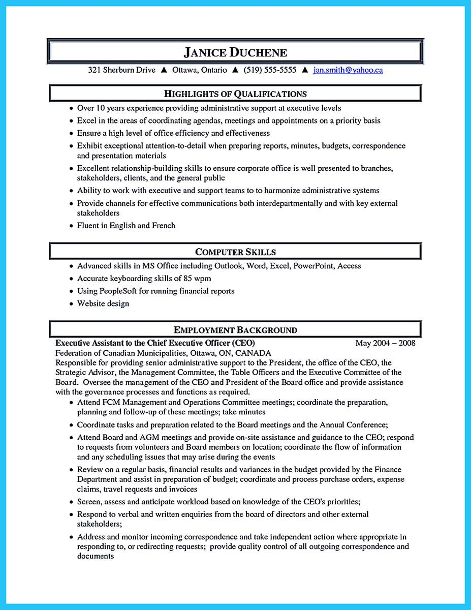 Administrative Assistant Resume Sample Administrative Assistant Resume Sample Is Useful For You Who Are Now .
