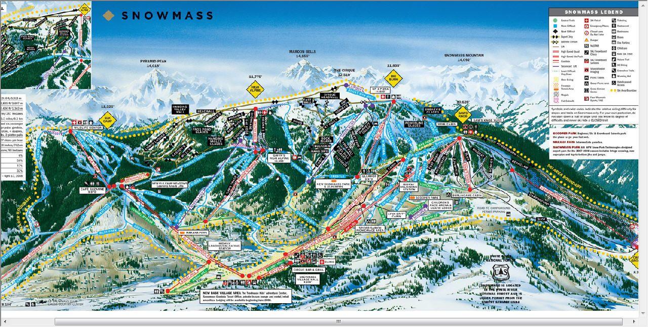 Snowm, Aspen, Co | Favorite Places & Spaces | Aspen ... on