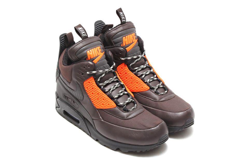 Nike Air Max 90 Sneakerboot Fall 2014