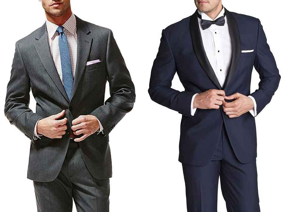 The Difference Between Tuxedo And Suit We Hear This Question A Lot Since Both