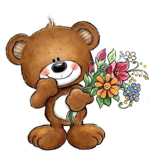 Картинки, веселый медвежонок картинки