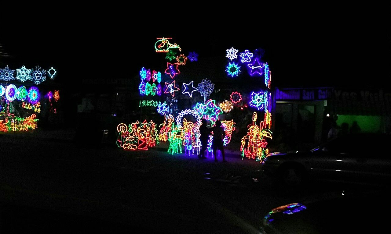 Christmas Lights In Pampanga.Lantern Capital Of The Philippines Only In Pampanga Places