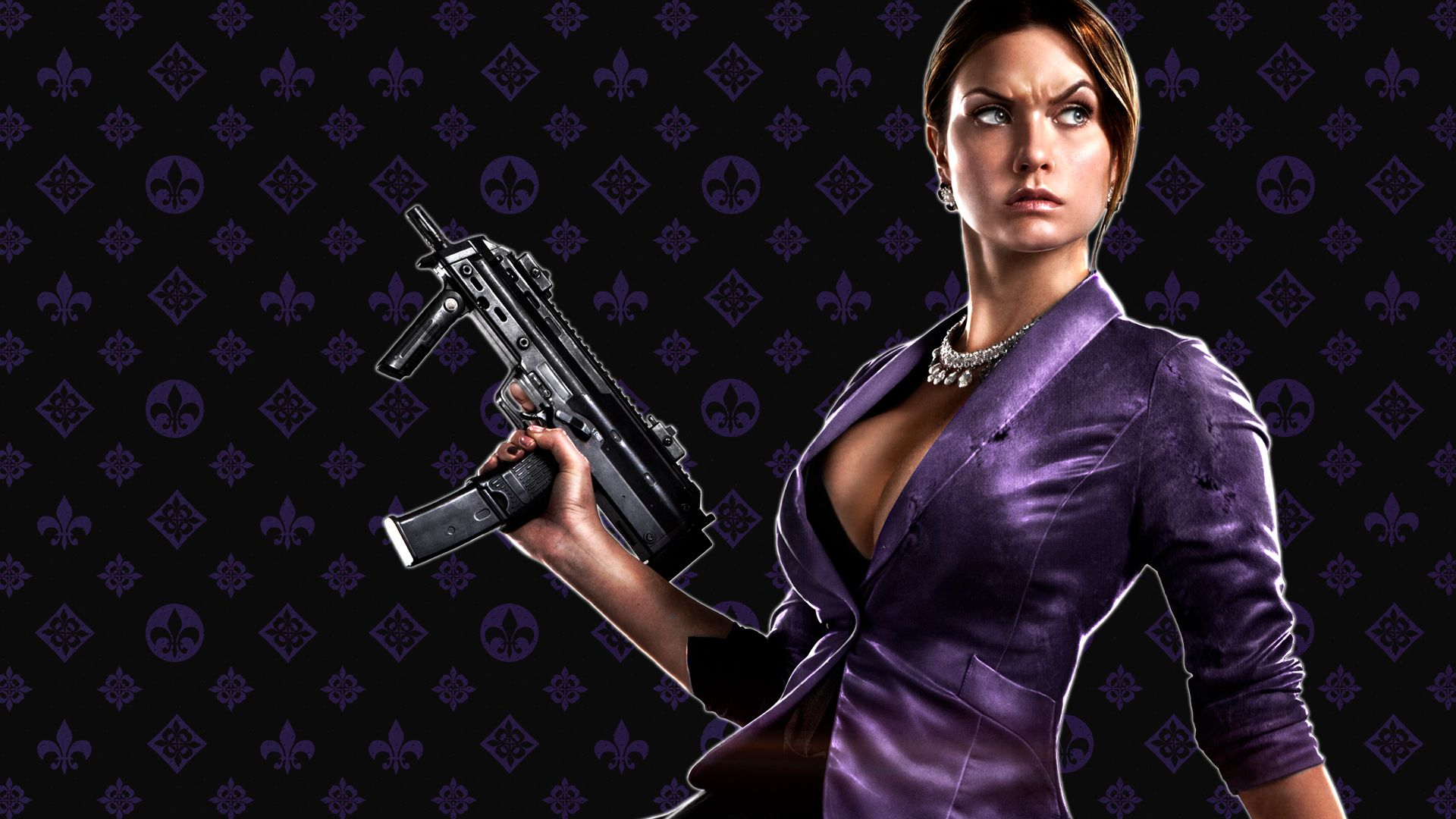 Saints Row Iv Shaundi Wallpaper By Pricelessdamnation