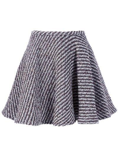 KENZO   Tweed Skirt