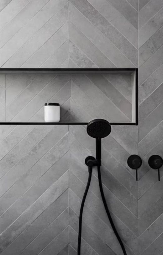 Photo of Herringbone versus chevron tile pattern: how do they differ?