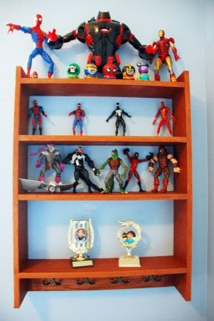 Kids wall rack do it yourself home projects from ana white wood kids wall rack do it yourself home projects from ana white solutioingenieria Choice Image