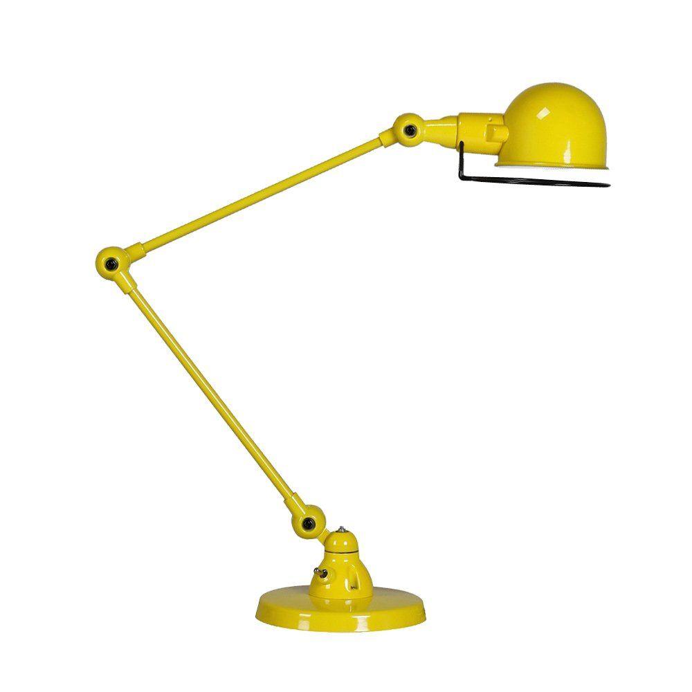 Table lamps jielde style jielde style yellow loft desk lamp table lamps jielde style jielde style yellow loft desk lamp geotapseo Gallery
