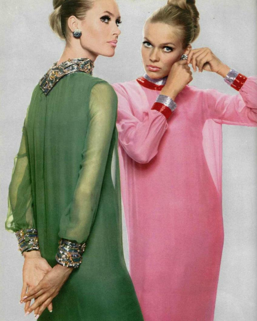 September 1965 - Pierre Cardin | novedades | Pinterest