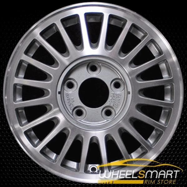 "15"" Acura Legend OEM Wheel 1991-2002 Machined Alloy Stock"