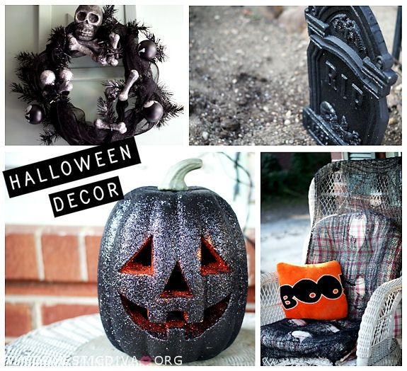 Halloween Decor from Walmart   DIY   Projects & Crafts   Pinterest ...