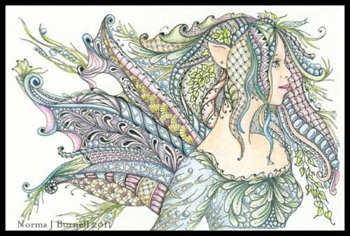Photo Gallery: Zentangles » ZIA - Zentangle Inspired Art » Magic on zentangle horse, zentangle sea, zentangle kindness, zentangle fancy letters, zentangle fire, zentangle birds, zentangle books, zentangle faces, zentangle leaves, zentangle fish, zentangle dragon, fairy pencil drawings of tree houses, zentangle easter, zentangle tree, valentine fairy houses, vintage fairy houses, zentangle fairies, zentangle dragonfly, zentangle art, steampunk fairy houses,