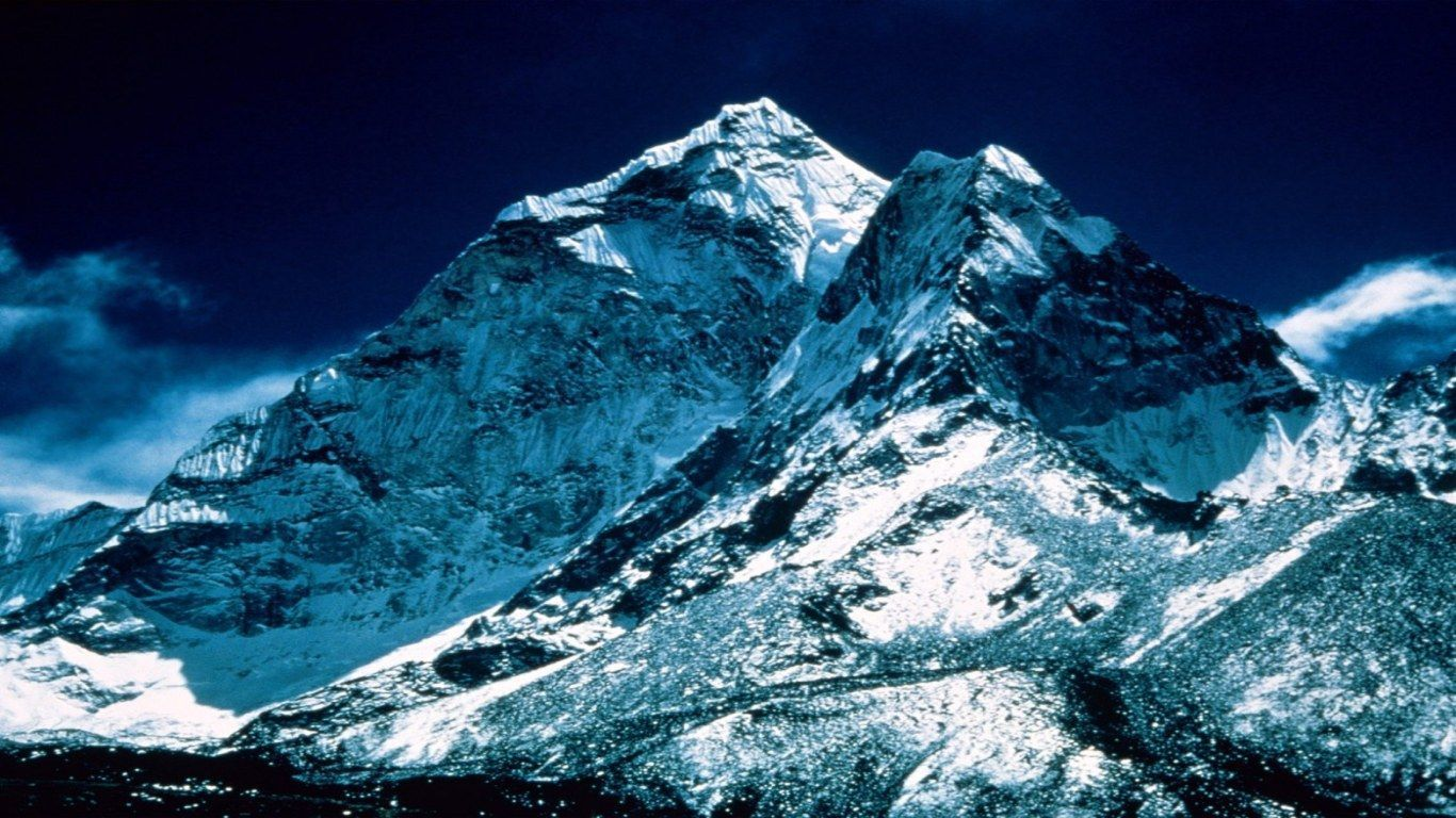 Mount Everest Wallpapers - Wallpaper Cave