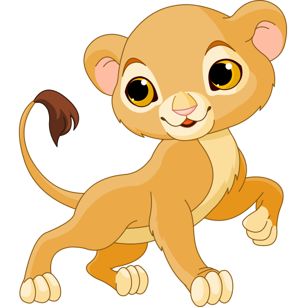 prancing lion cub lion cub lions and clip art rh pinterest com au lion cub scout clipart lion cub clipart black and white