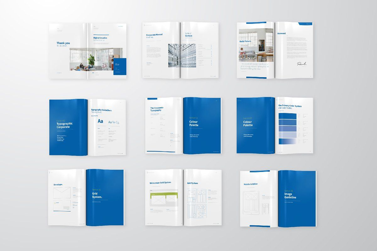 32 Pages Corporate Design Manual Corporate Design Manual Corporate Design Design