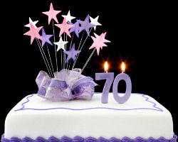 Priceless 70th Birthday Party Ideas That Will Recreate the Past