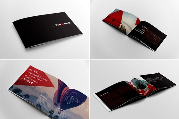 Check Out Business Brochure Template By Andrea Balzano Design On - Cool brochure templates