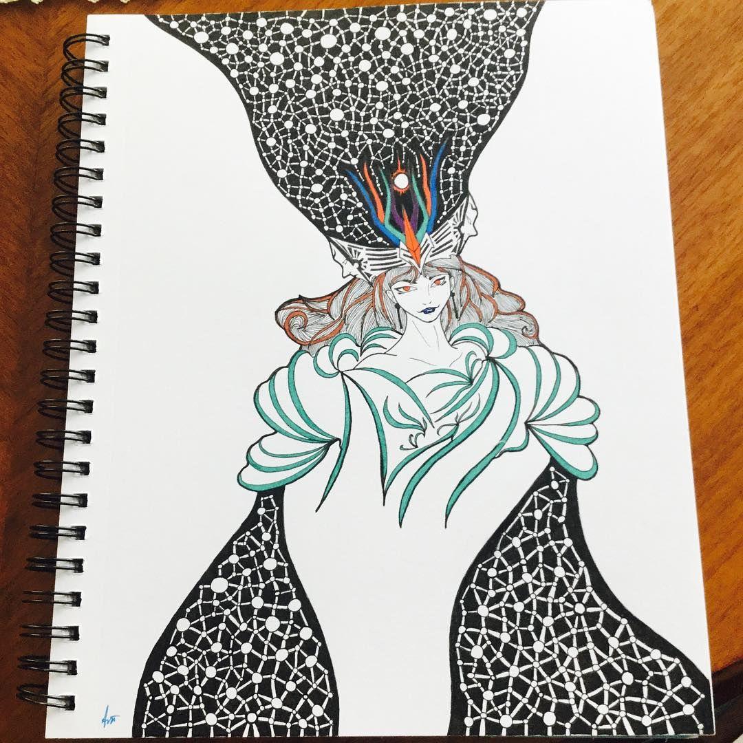 simple creative drawing design