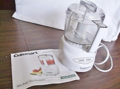 Cuisinart dlc 2a mini prep plus food processor with instr recipe cuisinart dlc 2a mini prep plus food processor with instr recipe booklet forumfinder Image collections