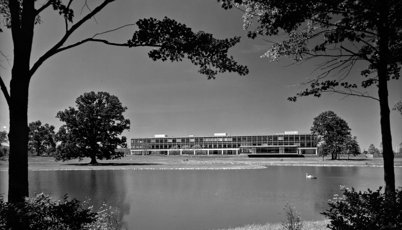 Connecticut General Life Insurance Company Headquarters 1957