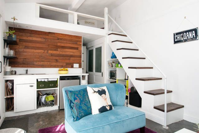 Cozy In-law studio loft | Airbnb Mobile | Tiny Home living