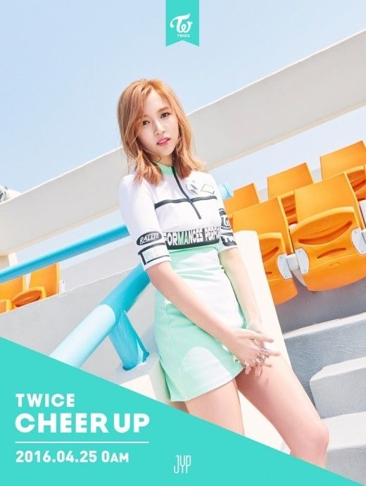 Twice Mina Cheer Up Twice Pinterest Cheer Up Cheer And Kpop
