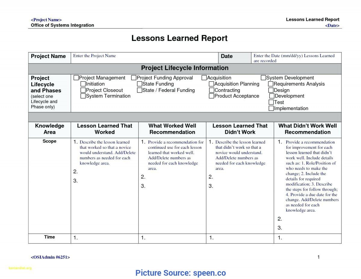The Interesting Regular Lessons Learnt Template Excel Template Lessons Intended For Prince2 Lessons Learned Curriculum Mapping Lessons Learned Report Template Project management lessons learned template