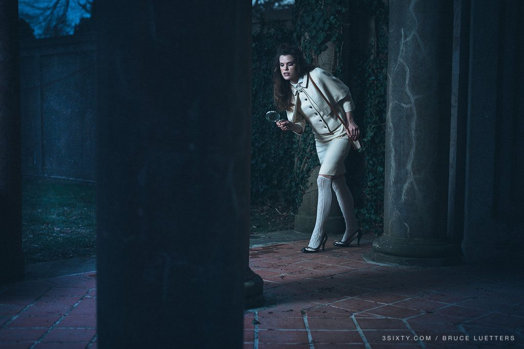 Nancy Drew and the Mystery of Castle Hill, by Chloe Barcelou and 3Sixty Photography