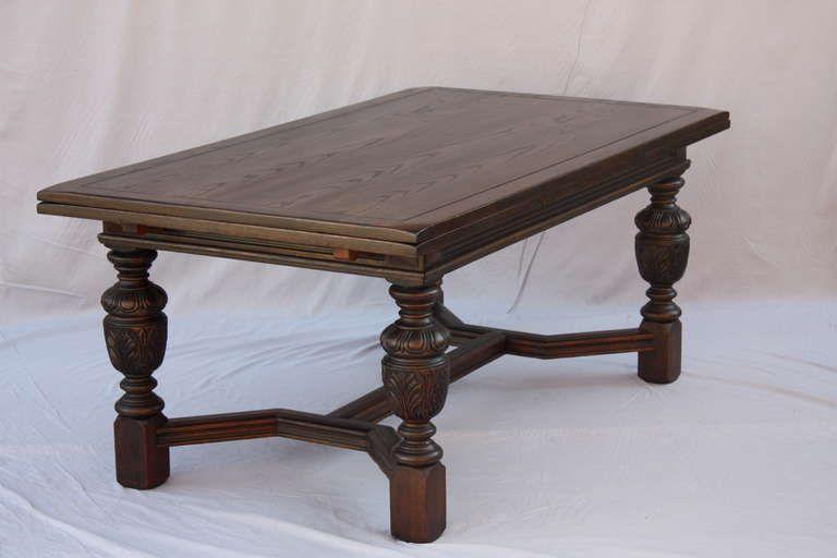 1920S Spanish Revival Dining Table  Spanish Revival Spanish And Best Spanish Dining Room Table Design Ideas
