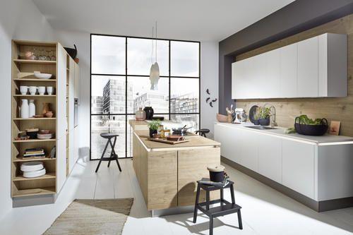 Zeitlose Küchen Platz zum Leben nolte-kuechende Küche - nolte kchen mit kochinsel und theke
