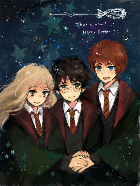 Harry Potter Fan Art About that one book... Pinterest