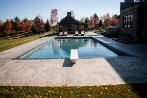 We do diving boards, too! Never be afraid to let us know what's on your wish list!!!