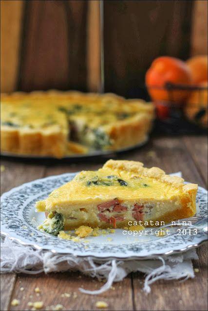 Blog Resep Masakan Dan Minuman Resep Kue Pasta Aneka Goreng Dan Kukus Quiche Lorrainequichespizzaalas