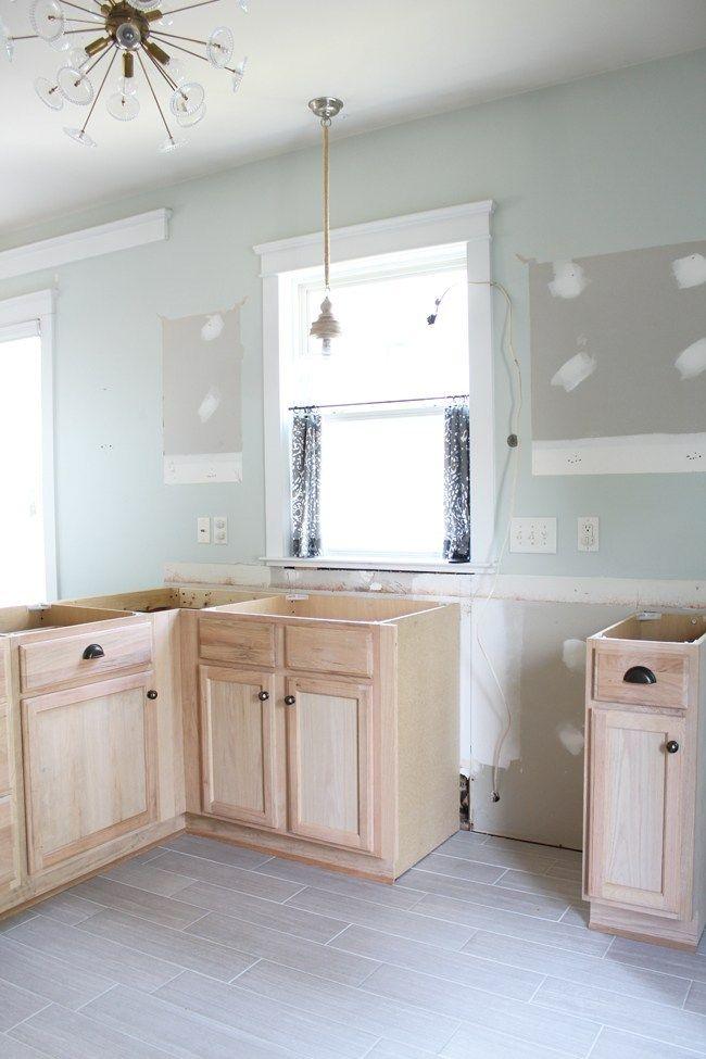 Best Kitchen Renovation Unfinished Oak Cabinets Stock 640 x 480