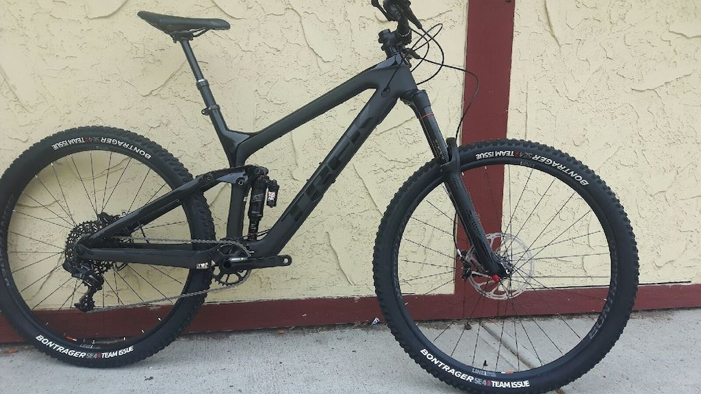 2017 New In Shop Trek Slash 9 8 17 5 Bike Bicycle Bmx Bikes